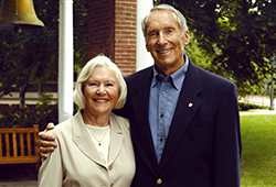 Mardene '53 and Dick Eichhorn '51 P'77
